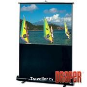 "Draper Traveller NTSC (3:4) 153/60"" 91*122 MW - Экран"