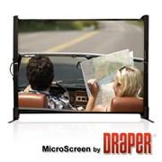 "Draper Microscreen NTSC (3:4) 127/50"" 76*102 MW - Экран"