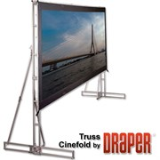 "Draper Truss-Style Cinefold NTSC (3:4) 534/210"" 320*427 MW - Экран"