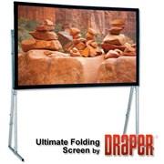 "Draper Ultimate Folding Screen HDTV (9:16) 269/106"" 129*231 MW - Экран"