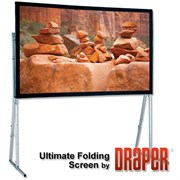 """Draper Ultimate Folding Screen NTSC (3:4) 508/200"""" 307*414 CRS - Экран"""