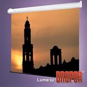 """Draper Luma HDTV (9:16) 269/106"""" 132*234 MW ebd 12'' case white - Экран"""