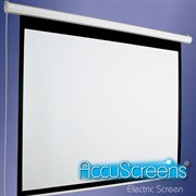"Accuscreen Electric NTSC (3:4) 305/10' (69x92"") 175Ом234 MW - Экран"