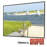 """Draper Clarion HDTV (9:16) 302/119"""" 147*264 HDG Vel-Tex - Экран"""