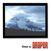 "Draper Onyx HDTV (9:16) 302/119"" 147*264 M1300 Vel-Tex - Экран"