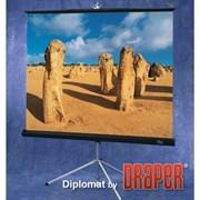 """Draper Diplomat AV (1:1) 50/50"""" 127*127 MW - Экран"""