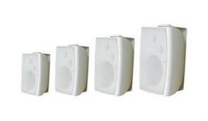DSPPA DSP-6063W - Полнодиапазонный громкоговоритель 30Вт/100В, белый