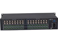 MCV1616A - Матричный коммутатор 16:16 композитный + Стерео, Аудио