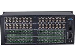 MCV3232A - Матричный коммутатор 32:32 композитный + Стерео, Аудио
