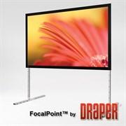 Draper FocalPoint 275Ом CRS - Полотно для экрана
