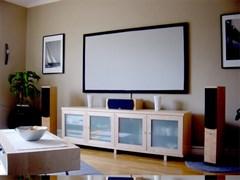 Euroscreen Frame Vision HDTV (16:9) 240*139.5cm (VA 230*129.5) Light ReAct Wide - Экран