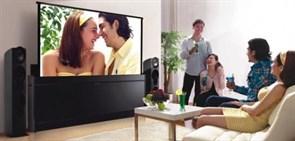 ScreenMedia Grand Cineman 210*115 (203*115 см) FMW MJ-M92WM - Напольный экран с электроприводом