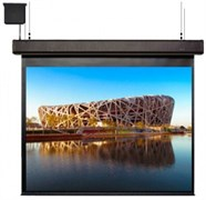 ScreenMedia Skyshow 203*152 FHCG SK-M100GM - Экран с 2-мя  электроприводами