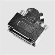 CVM25S45 - Корпус металлический под разъем D-Sub