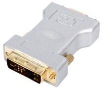 HQSSVC012 - Разъем переходной  DVI-I male - VGA female