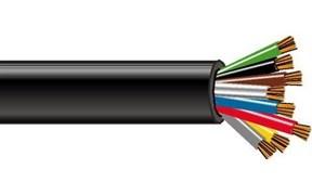 Belden 43907 - акустический кабель в круглой изоляции 8х2,5мм2 GOTO: C269-BLACK