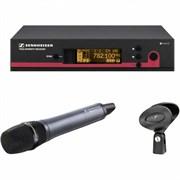 SENNHEISER EW 135 G3-A-X - радиомикрофон серии evolution G3, ручной передатчик с динамической микрофонной головкой , кардиоида