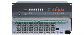 Kramer-VP-66ETH-Коммутатор 6х6 cигналов RGBHV и балансных звуковых стереосигналов