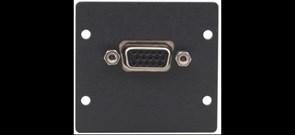 Kramer WX-3-Модуль-переходник для VGA (розетка HD-15) на клеммный блок с поддержкой EDID