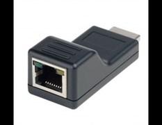 AV-BOX 2TP-30RT (AV-HE01SE-2) Комплект передачи приемник + передатчик HDMI по одному кабелю CAT5