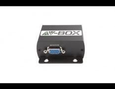 AV-BOX 3TP-70RT (AV-VE01Н-2) - Комплект приемник + передатчик удлинителя сигнала VGA по витой паре