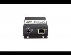 AV-BOX AMP37 (AV-SR01-2) - Усилитель-повторитель для AV-BOX 7TP2.0-50RT-HUB