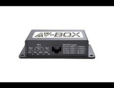 AV-BOX 6TP2-300RTAA (AV-CE02A) - Пассивный комплект приемник + передатчик композитного видеосигнала