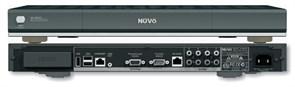 NV-MPS4-E - музыкальный сервер. 640Gb, интернет радио, поддержка NAS