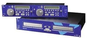 VOLTA CDJ-32 - двухкарманный DJ-проигрыватель компакт дисков с поддержкой формата MP3