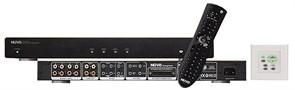 NV-A4DS-UKWT - комплект Мультирум на 4 комнаты Simplese ЕВРО панели