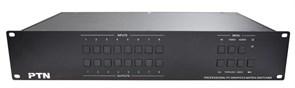 MVG88A - Матричный коммутатор 8:8 VGA + Cтерео, Aудио