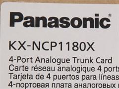 KX-NCP1180X - Плата расширения 4 внешних аналоговых линии