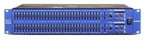 SAMSON S-Curve 231 - графический эквалайзер 2-х канальный (31-полоса)