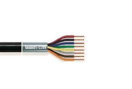 Tasker C289-BLACK - акустический кабель в двойной оболочке OFC  4X2.50+4x4.00 мм2