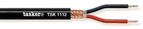 Tasker TSK1112 - экранированный акустический кабель 2х1,00мм2 не поддерживающая горения