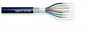 Tasker TSK1065 - видео коаксиальный кабель 5х75Ом + 4х0.25 мм2