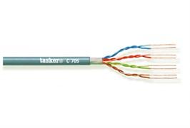 Tasker C705 - неэкранированная витая пара UTP cat5е для изготовления патчкордов или мобильных инсталляций