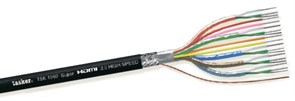 Tasker TSK1060SUPER - кабель для HDMI с Ethernet 3D 4K