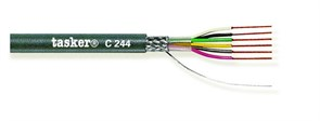 Tasker C249 - Экранированный LiYCY кабель 14х0.14 мм2