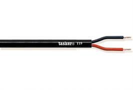 Tasker T19 - акустический кабель в двойной оболочке OFC 2х0,75мм2 2x19AWG