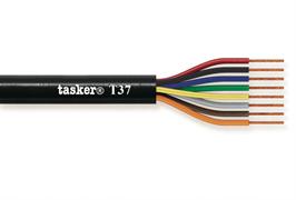 Tasker T19 - акустический кабель в двойной оболочке OFC 8х2,5мм2 8x14AWG