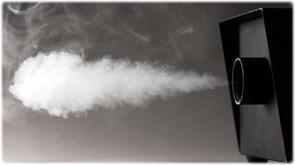 FM1200-Генератор легкого дыма